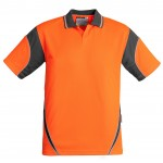 Syzmik Aztec Day Only Short Sleeve Polo