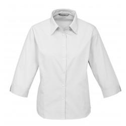 Biz Ladies Base 3/4 Sleeve Shirt