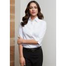 Biz Ambassador Womens 3/4 Sleeve Shirt