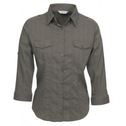 Biz Brooklyn Womens 3/4 Sleeve Shirt