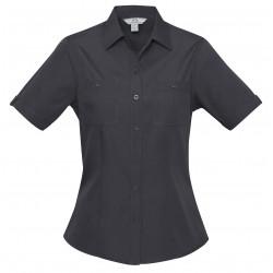 Biz Bondi Womens Short Sleeve Shirt