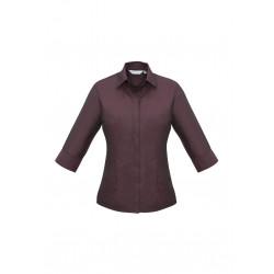 Biz Hemingway Ladies 3/4 Sleeve Shirt
