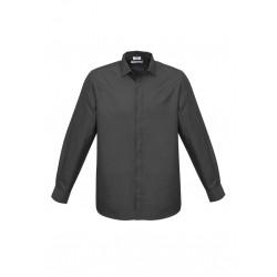 Biz Hemingway Mens Long Sleeve Shirt