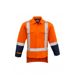 Syzmik Fire Armour MODATech TTMC-W Long Sleeve Shirt