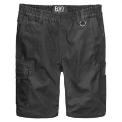 Elwood Elastic Waist Utility Shorts