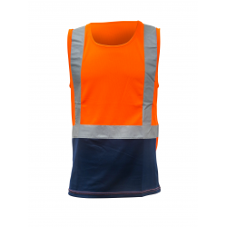 Caution Day/Night Microfibre Singlet