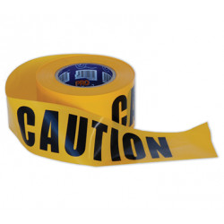 PRO Caution Barricade Tape-100m