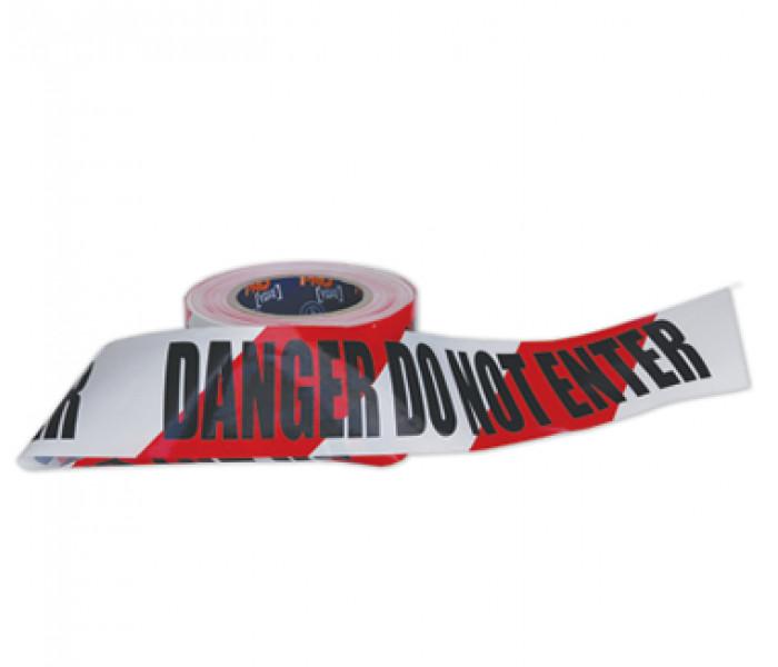 PRO Danger Do Not Enter Barricade Tape-100m