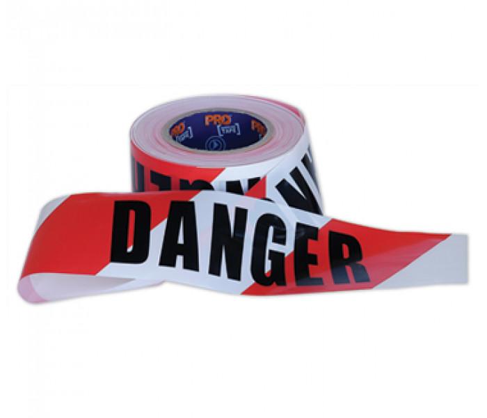 PRO Danger 100m Barricade Tape
