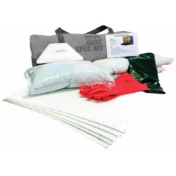 QSI 25 Litre Oil Spill Kit