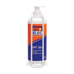 PRO Bloc Wall Bracket for 500ml Suncreen