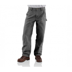 Carhartt Washed Duck Double-Front Trousers