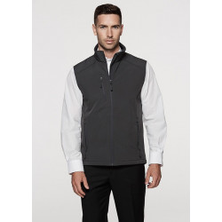 Aussie Pacific Olympus Mens Soft Shell Vest