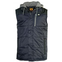 CAT Insulated Hooded Vest