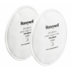 Honeywell P2/P3 Particle/Ozone Weld Filters Pair