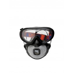 PRO FilterSpec Pro Goggle & Respirator Mask