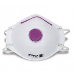 PRO P1 Valve Disposable Respirator Masks