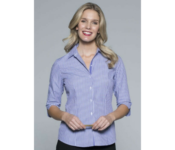 Aussie Pacific Epsom Womens 3/4 Sleeve Shirt