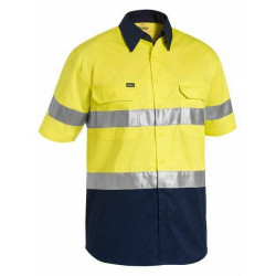 Bisley Day/Night Cool Lightweight Short Sleeve Shirt