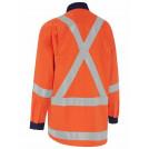 Bisley TTMC-W X-Back Cool Lightweight L/S Shirt