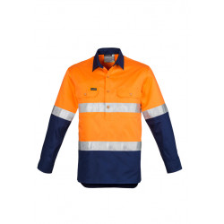 Syzmik Closed Front Day/Night Shirt