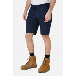 Elwood Elastic Waist Stretch Utility Shorts