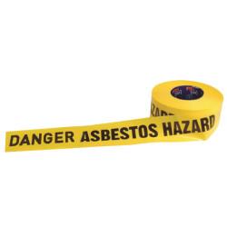 PRO Danger Asbestos Barricade Tape-300m