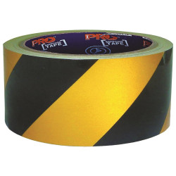 PRO Adhesive Hazard Tape-30mx50mm