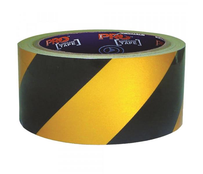 PRO Adhesive Hazard Tape-30mx50mm