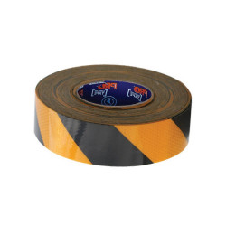 PRO Adhesive Reflective Hazard Tape-50mx50mm