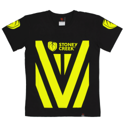 Stoney Creek Loud & Proud Fluro Print S/S T-Shirt