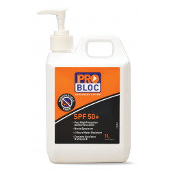 PRO Bloc 1L SPF50+ Sunscreen