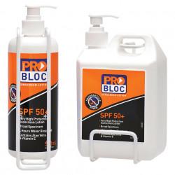 PRO Bloc Wall Bracket for 500ml Suncreen