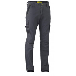 Bisley Flex & Move Utility Stretch Pants-Reg Leg
