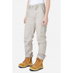 Elwood Basic Womens Stretch Pants