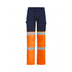 Syzmik Bio Motion Hi-Vis Taped Trousers