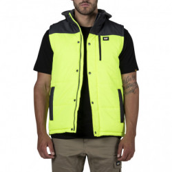 CAT Day Only Insulated Hooded Vest