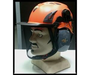 New Release - Q-Tech Howard Leight Forestry Helmet